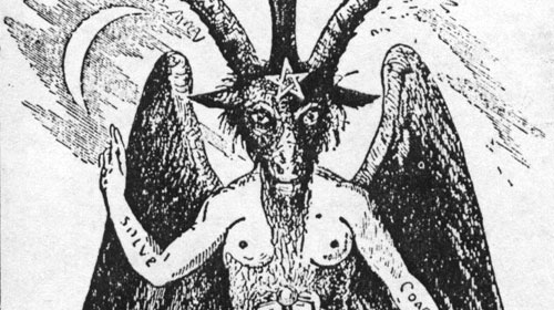 thedeveilgoat1 The Devil Goat