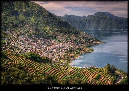 lake atitlan 10 Most Amazing Crater Lakes in the World