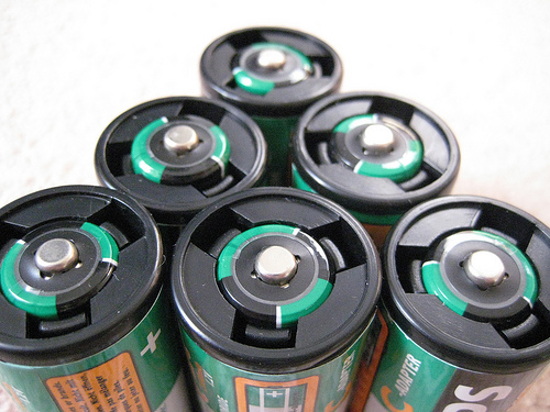 batteries 10 Ways to Conserve the Environment