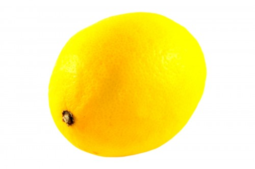 The lemon is native to Asia