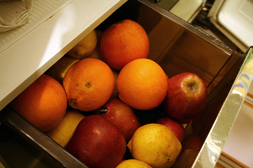 Great news - no more mouldy fruit in the fridge thanks to scientific researchers!